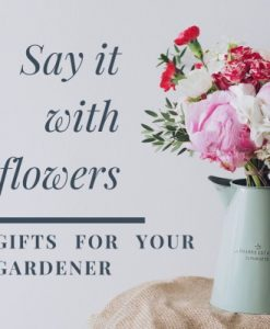 Gifts for your favorite Gardeners